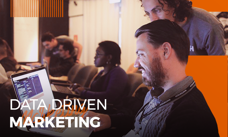 Curso de Data Driven Marketing
